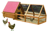 Poultry Homes & Runs