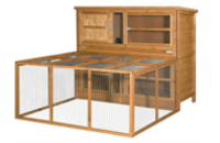 Small Pet Hutches & Runs